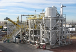 Process and Plant